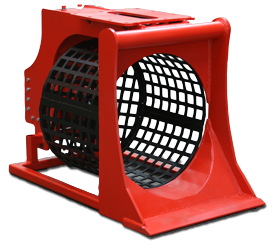 BAV RS ROTARY SCREENING BUCKETS